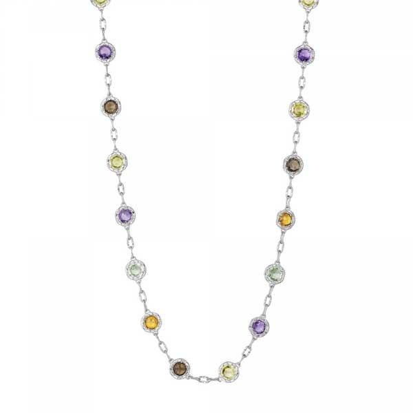 Tacori Color Medley Multi Stone Necklace