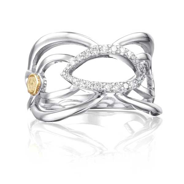 Tacori The Ivy Lane Diamond Ring