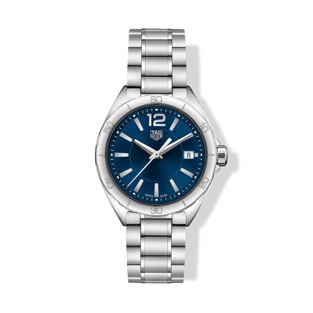 Tag Heuer Formula 1 Stainless Steel 35mm Blue Dial Watch