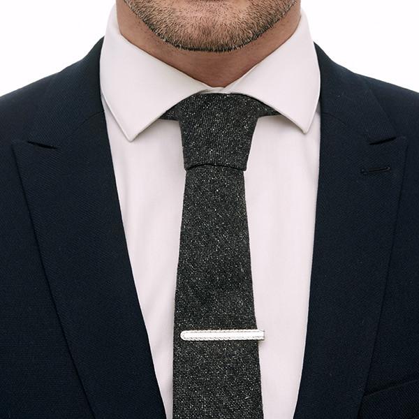 John Hardy Tie Clip On Model