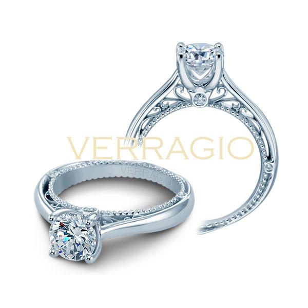 Verragio Venetian AFN-5047 Round Engagement Setting