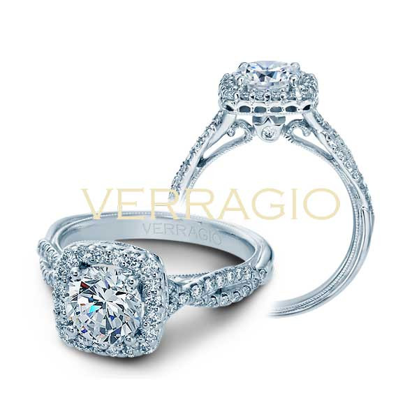 Verragio V-918 Engagement Setting