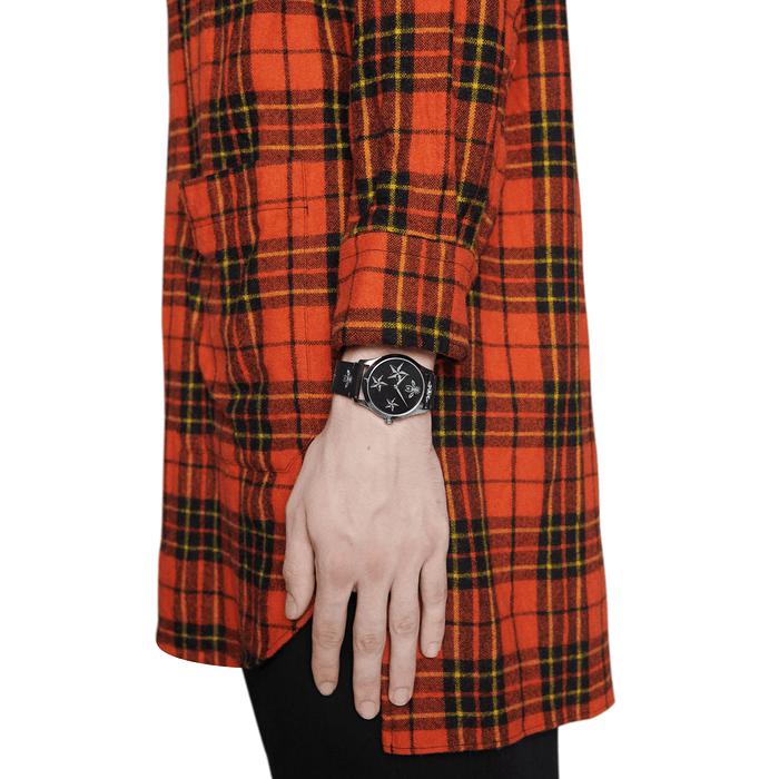 Gucci G-Timeless Black Hologram Watch - 38mm Steel Case model