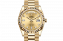 Rolex Day-Date 36 M128238-0008 Day-Date 36 M128238-0008 Watch Front Facing