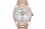 Rolex Day-Date 36 M128345RBR-0028 Front