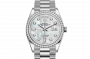Rolex Day-Date 36 M128349RBR-0004 Day-Date 36 M128349RBR-0004 Watch Front Facing