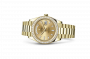 Rolex Day-Date 40 M228348RBR-0002 Laying