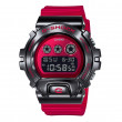 G-Shock GM6900B-4 Red Stainless Steel Digital Watch – Limited Edition main view