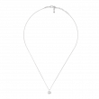 Gucci GG Running 18K Gold and Diamond Necklace Main Image