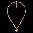 Gucci Interlocking G Yellow Gold Necklace main view