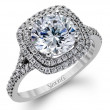 Simon G MR2461 Passion Double Halo Engagement Setting