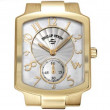 Philip Stein Signature Classic Square Yellow Gold Watch Head (Fits Size 1 Small)