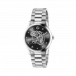 Gucci G-Timeless 38mm Steel Tiger Watch face