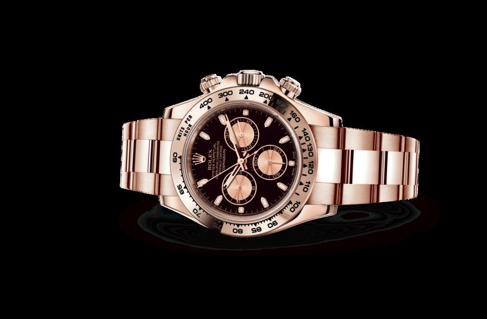 Rolex Cosmograph Daytona M116505-0008 Cosmograph Daytona M116505-0008 Watch in Store Laying Down