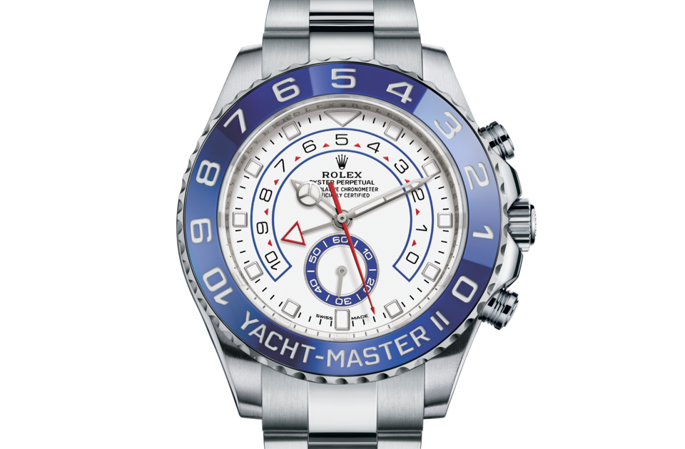 Rolex Yacht-Master II M116680-0002 Front