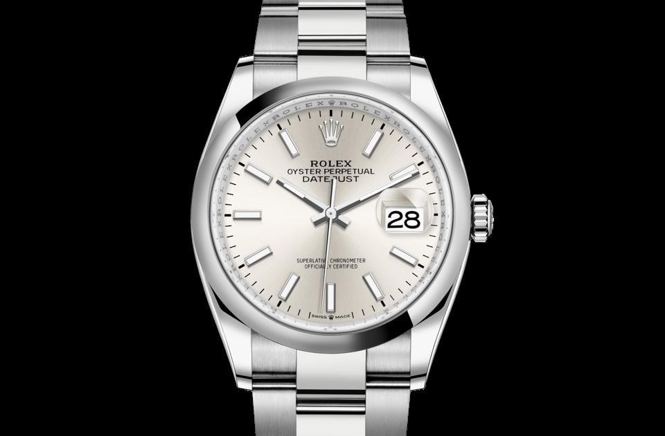 Rolex Datejust 36 M126200-0002 Front