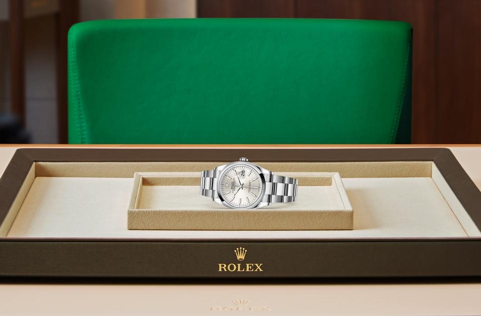 Rolex Datejust 36 M126200-0002 Tray