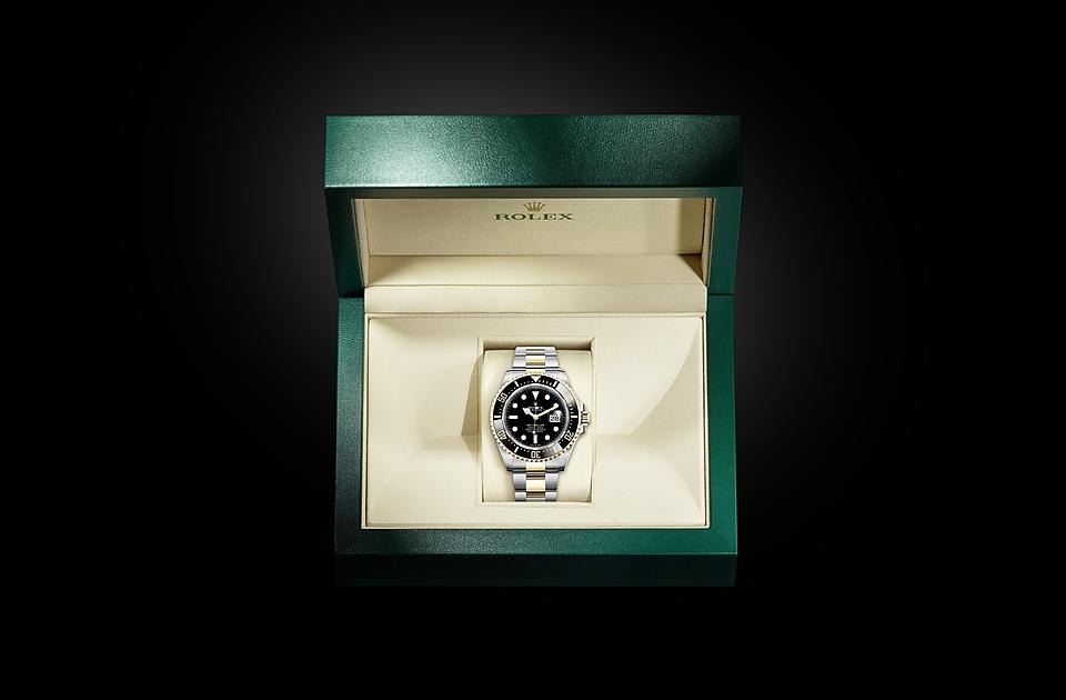 Rolex Sea-Dweller M126603-0001 Box