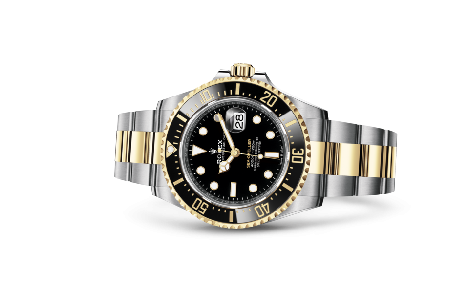 Rolex Sea-Dweller M126603-0001 Laying