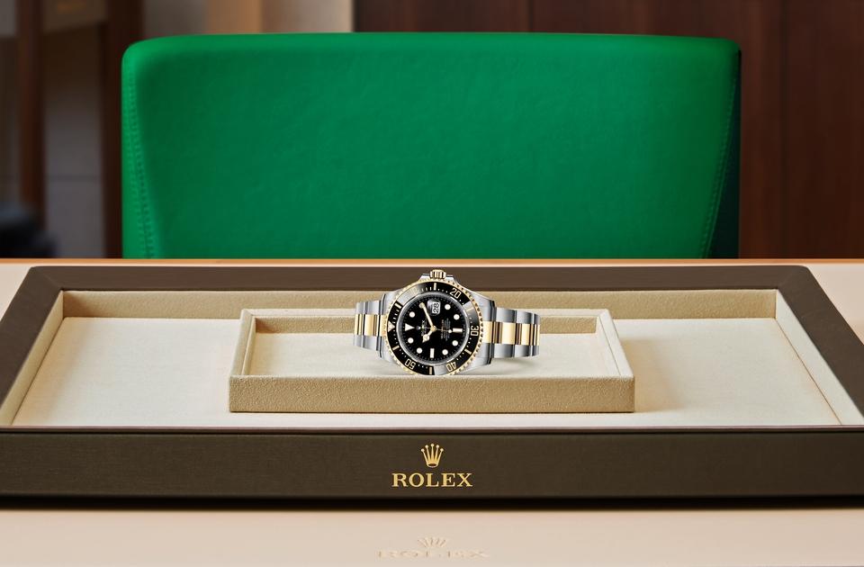 Rolex Sea-Dweller M126603-0001 Tray