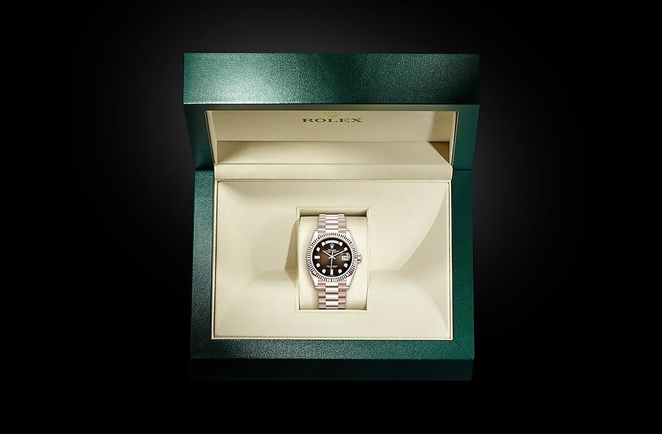 Rolex Day-Date 36 M128235-0037 Box