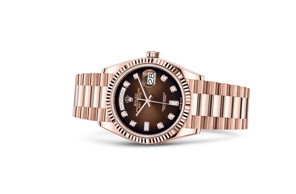 Rolex Day-Date 36 M128235-0037 Laying