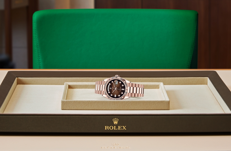 Rolex Day-Date 36 M128235-0037 Tray