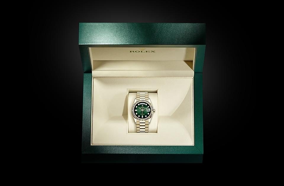 Rolex Day-Date 36 M128238-0069 Box