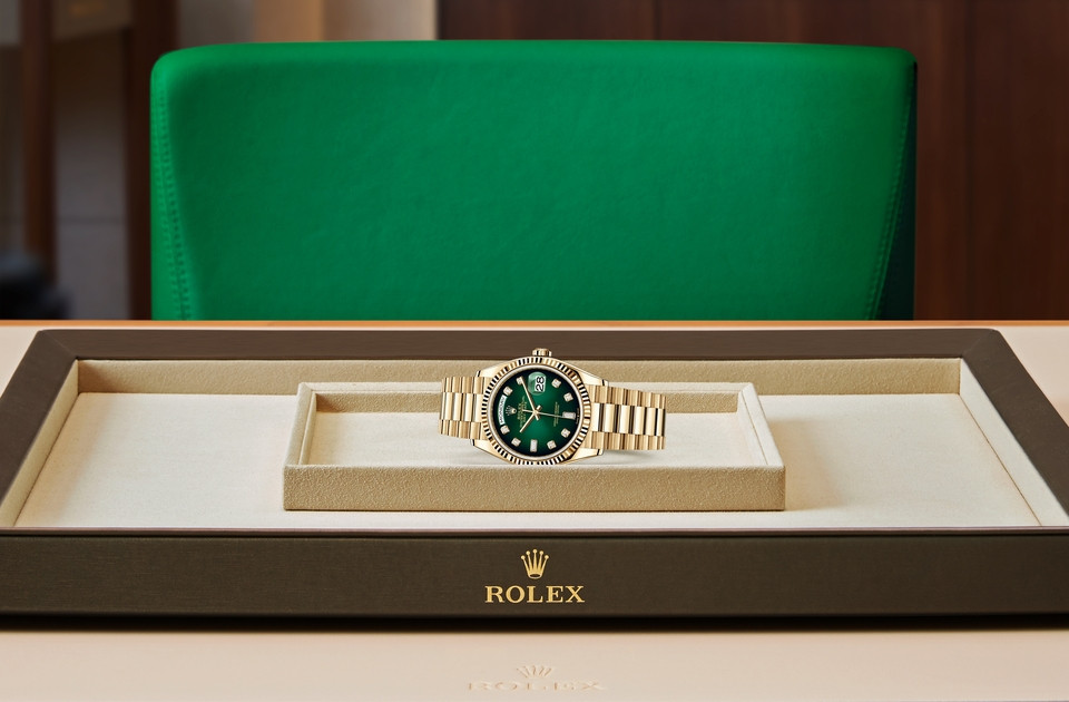 Rolex Day-Date 36 M128238-0069 Tray