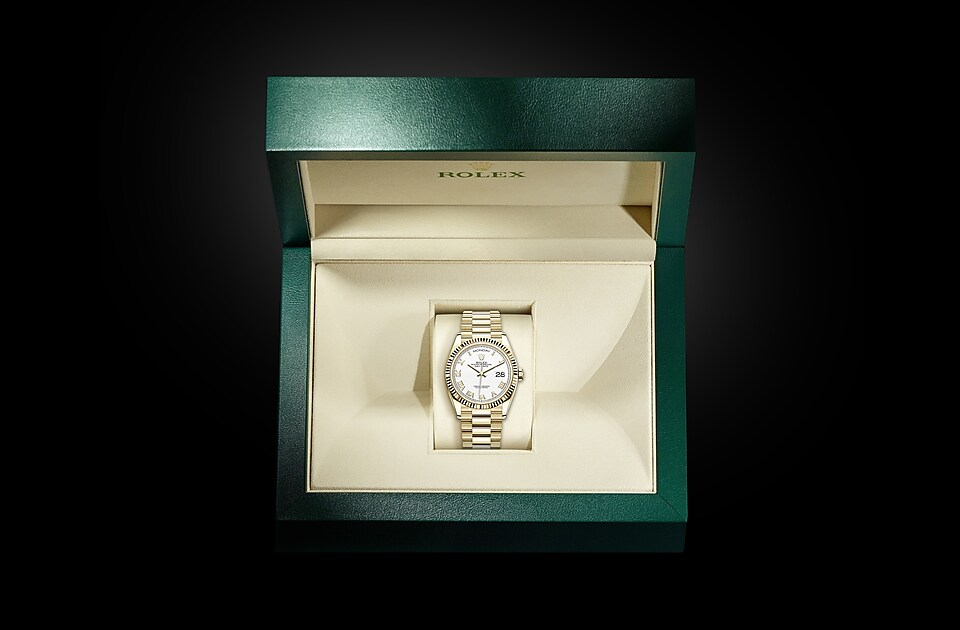 Rolex Day-Date 36 M128238-0076 Day-Date 36 M128238-0076 Watch in Presentation Box