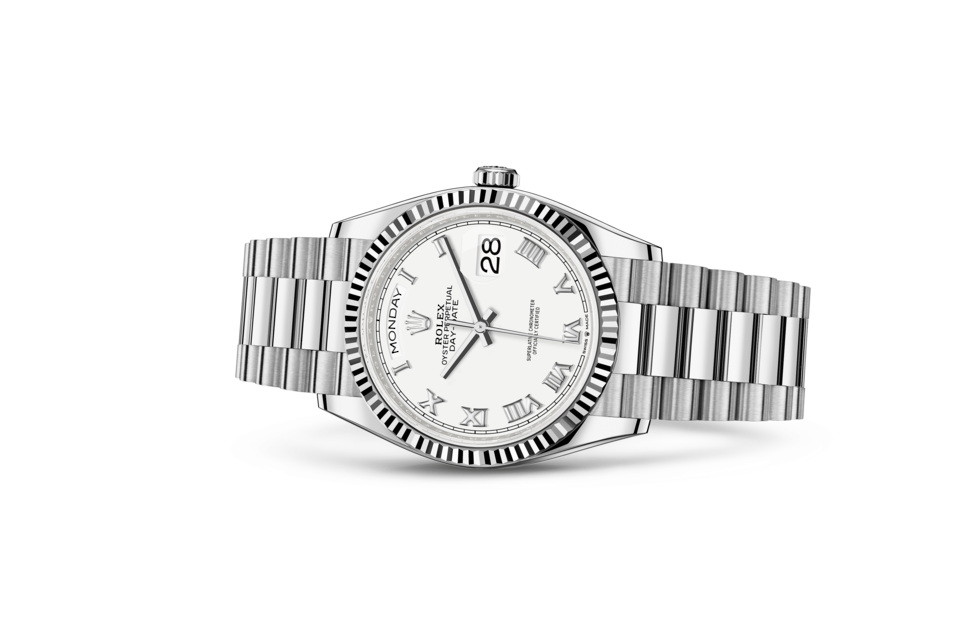 Rolex Day-Date 36 M128239-0038 Day-Date 36 M128239-0038 Watch in Store Laying Down