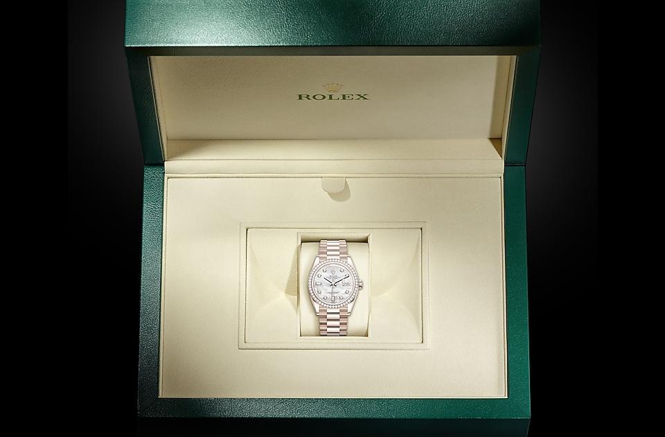 Rolex Day-Date 36 M128345RBR-0028 Box