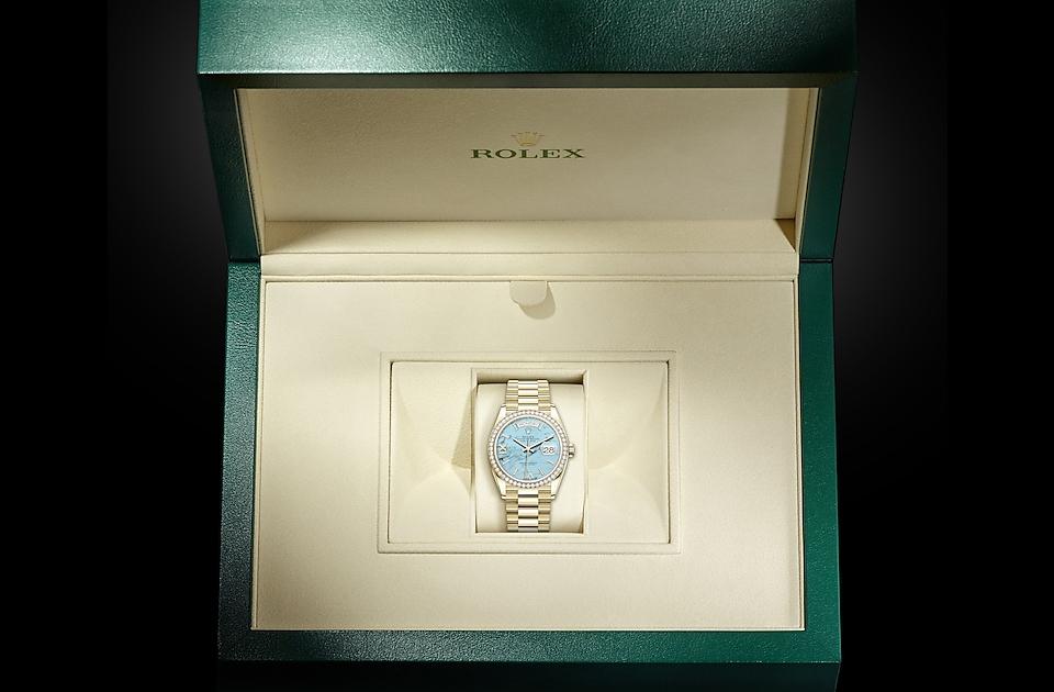 Rolex Day-Date 36 M128348RBR-0037 Box