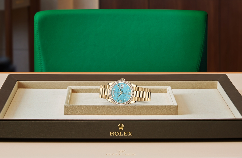 Rolex Day-Date 36 M128348RBR-0037 Tray