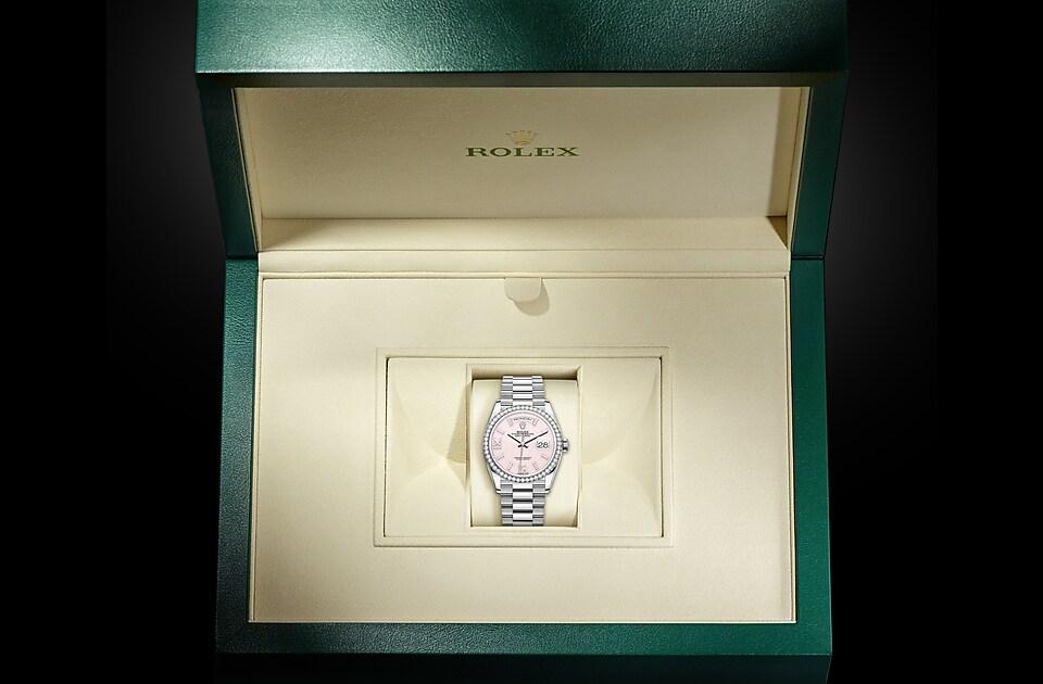 Rolex Day-Date 36 M128349RBR-0008 Day-Date 36 M128349RBR-0008 Watch in Presentation Box