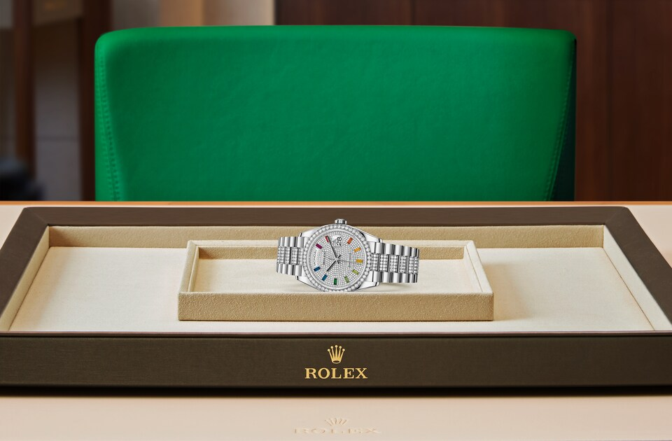 Rolex Day-Date 36 M128349RBR-0012 Day-Date 36 M128349RBR-0012 Watch in Tray