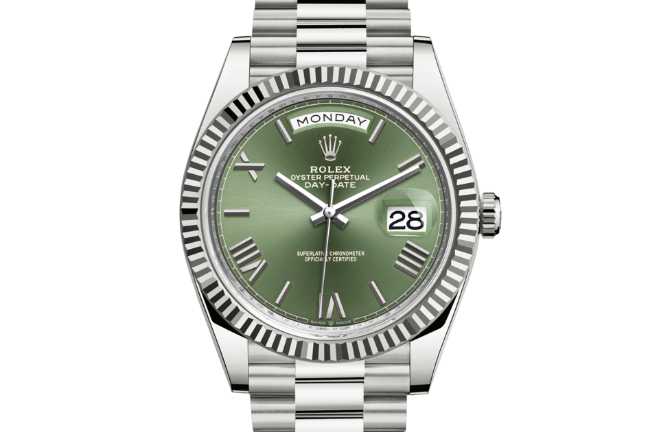 Rolex Day-Date 40 M228239-0033 Front