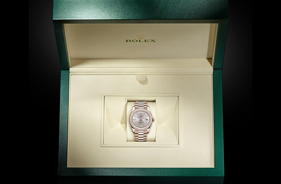 Rolex Day-Date 40 M228345RBR-0007 Day-Date 40 M228345RBR-0007 Watch in Presentation Box
