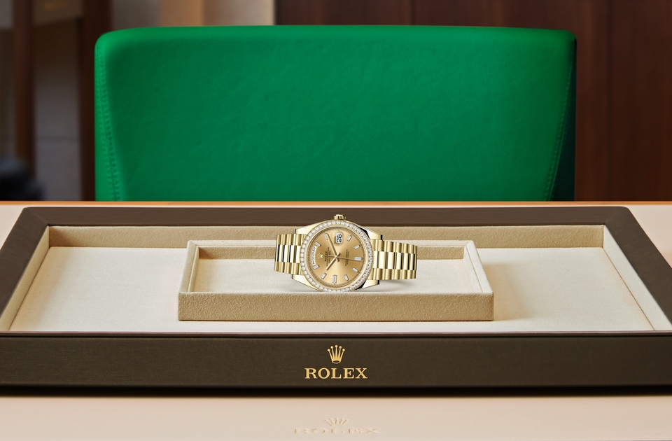 Rolex Day-Date 40 M228348RBR-0002 Tray