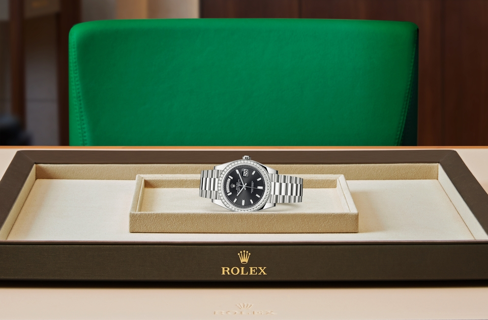 Rolex Day-Date 40 M228349RBR-0003 Tray