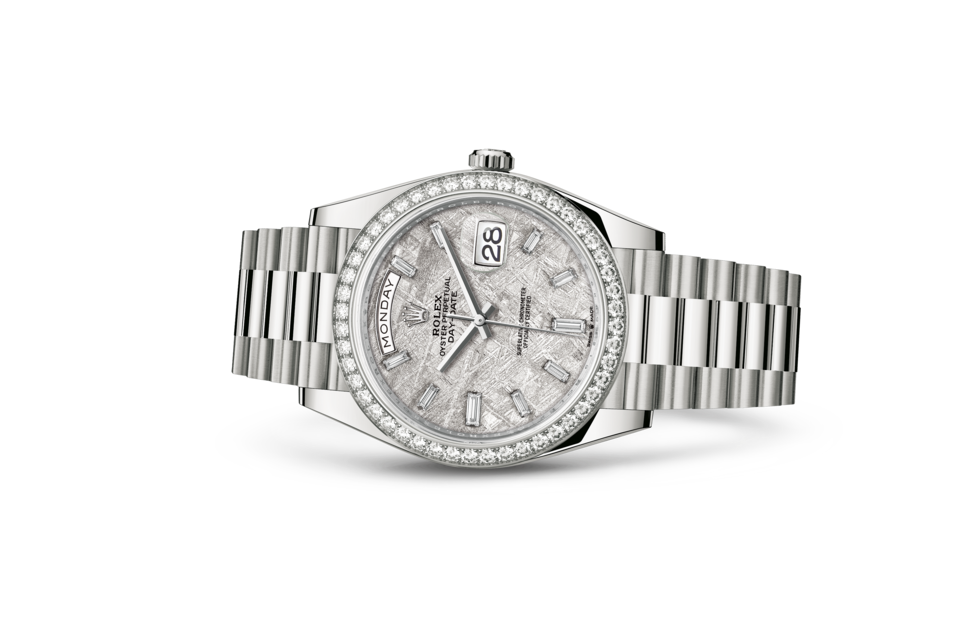 Rolex Day-Date 40 M228349RBR-0040 Day-Date 40 M228349RBR-0040 Watch in Store Laying Down