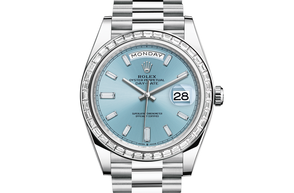 Rolex Day-Date 40 M228396TBR-0002 Front