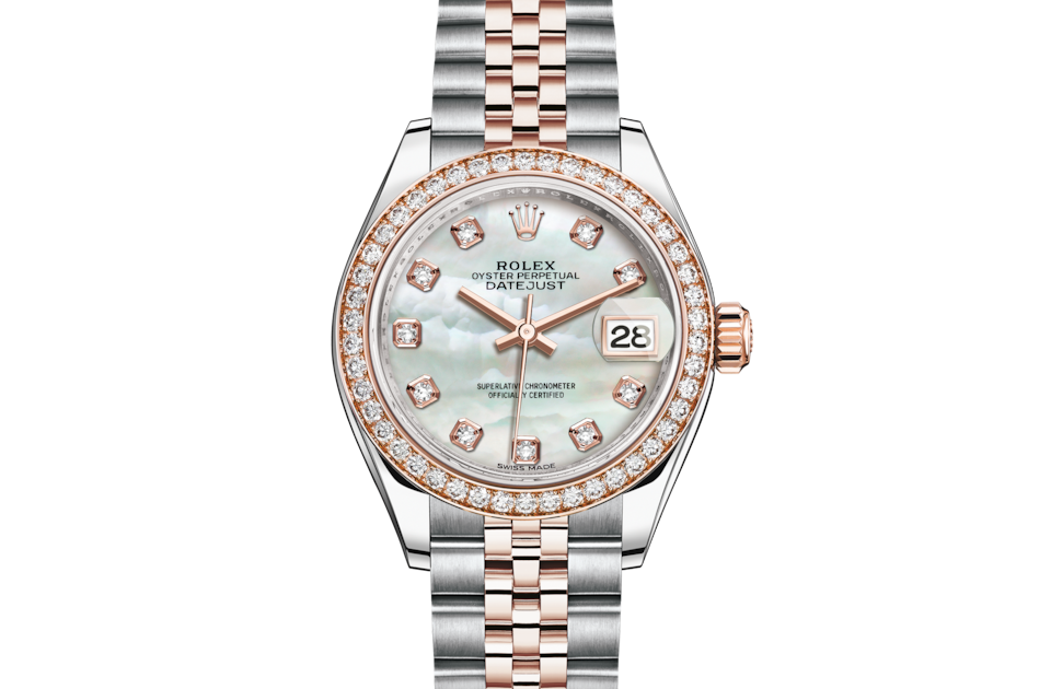 Rolex Lady-Datejust 28 M279381RBR-0013 Front