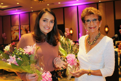 Ann Marie Dunn Honored with Rachel Wheeler, Heart Soul and Service