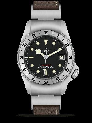 Tudor Black Bay P01 Navy Watch