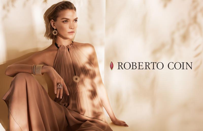 Roberto Coin Arizona Muse Roman Barocco Ad