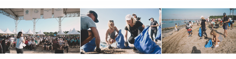 Breitling Limited Edition Ocean Conservancy Beach Cleanup Watch Launch