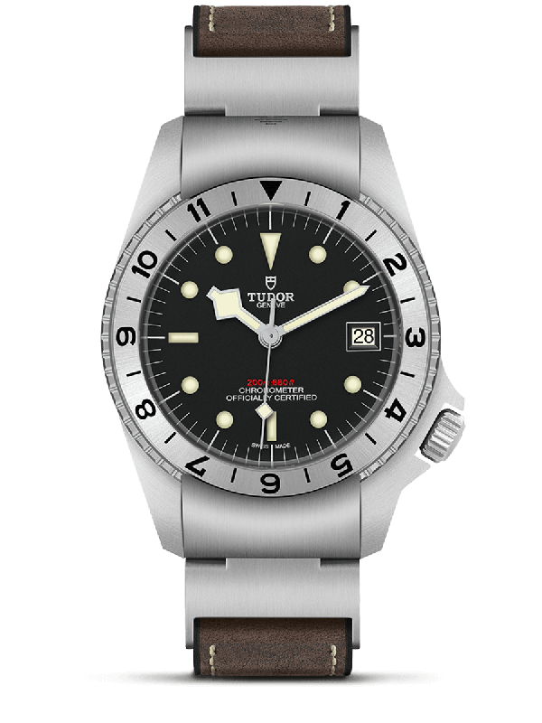Tudor Black Bay P01 Navy Watch