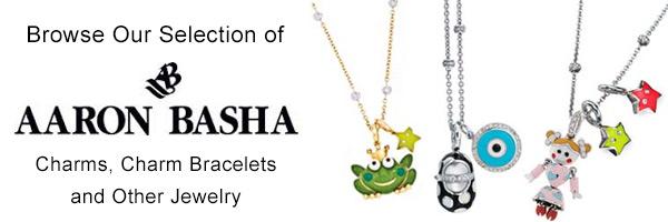 Aaron Basha Charms, Charm Bracelets & Other Jewelry