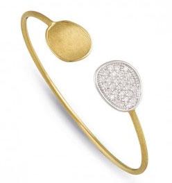 Marco Bicego Diamond Lunaria Bracelets